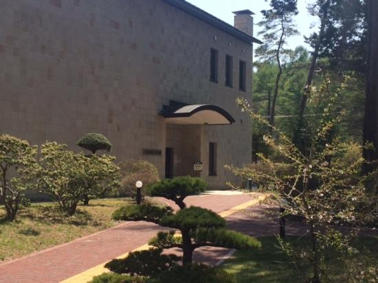 Bungakukan (Mishima Yukio Museum): 外観