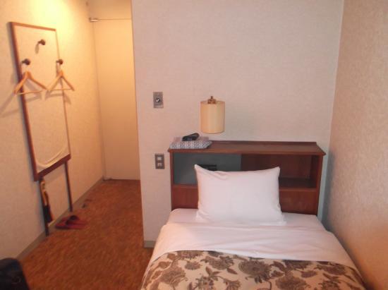 Yokote Station Hotel: 快適です