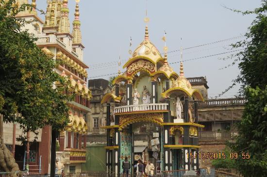 Srila Prabhupad Temple - Picture of ISKCON Mayapur, Nadia - TripAdvisor