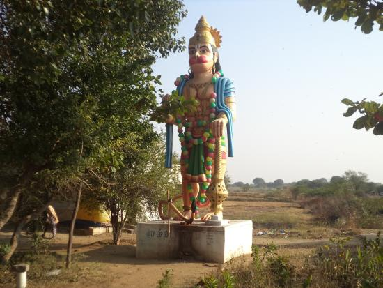 Karimnagar, Ινδία: Shri adhi peramandla devasthanam  ,zilla-medak