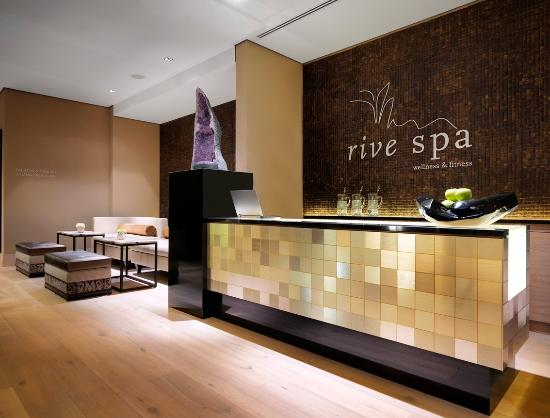 Hyatt Regency Dusseldorf: Rive Spa & Fitness