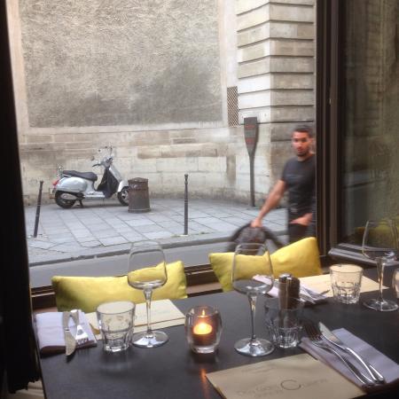 Restaurant - inside view - Picture of Des Gars dans la Cuisine ... on