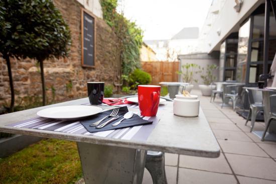 Best western plus vannes centre ville frankrig hotel for Table restaurant dc