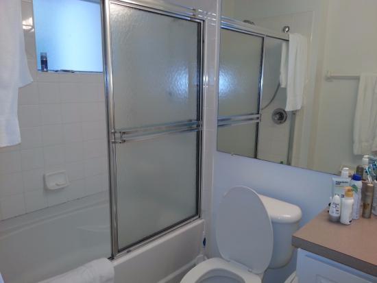 Hapimag Resort Orlando: Baño suite