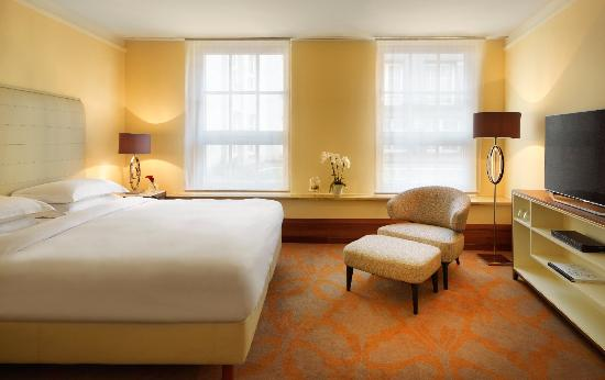 Park Hyatt Hamburg: Park Suite King Room