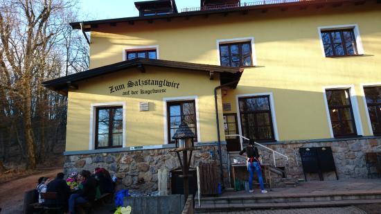 Перхтольдсдорф, Австрия: Gasthaus Kugelwiese