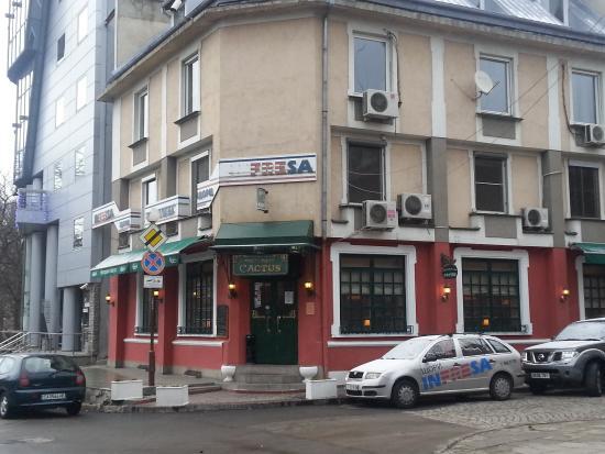 Lozenets, Bułgaria: Vue extérieure du restaurant