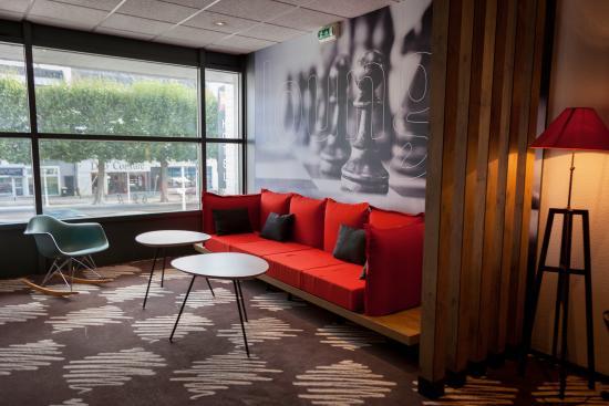 Ibis Lorient Centre Gare: Lounge