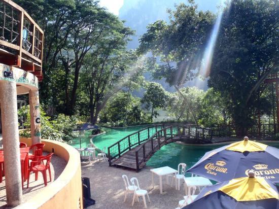 Parque Ecoturístico Cañón del Sumidero: Parque Ecoturistico