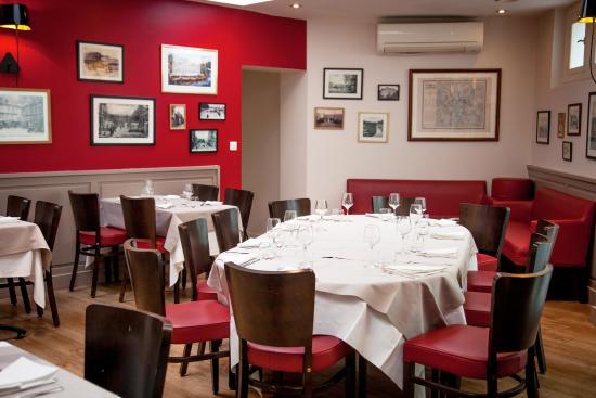 Kyriad Vannes Centre Ville: Vannes restaurant