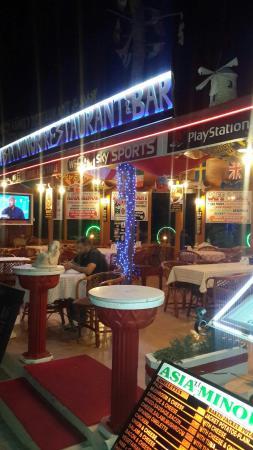Asia Minor Restaurant