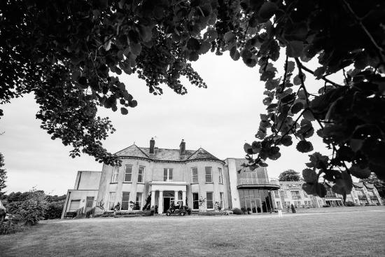 Glasson Country House Hotel & Golf Club : The old hotel and the new juxtaposed !