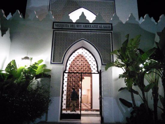 ‪King Abdul Aziz Al Saud Mosque‬