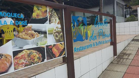 Restaurante Canto Da Praia