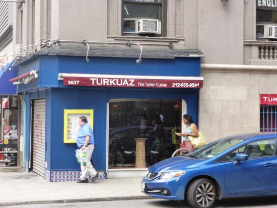 Turkuaz fine turkish cuisine new york city restoran for Akdeniz turkish cuisine nyc