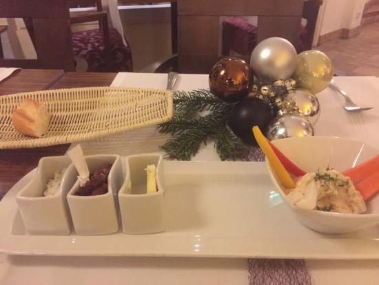 Best Western Premier Hotel Villa Stokkum : Essen