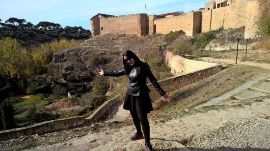 Castillo de los Mendoza (Castillo nuevo de Manzanares El Real): Segovia, castelo.