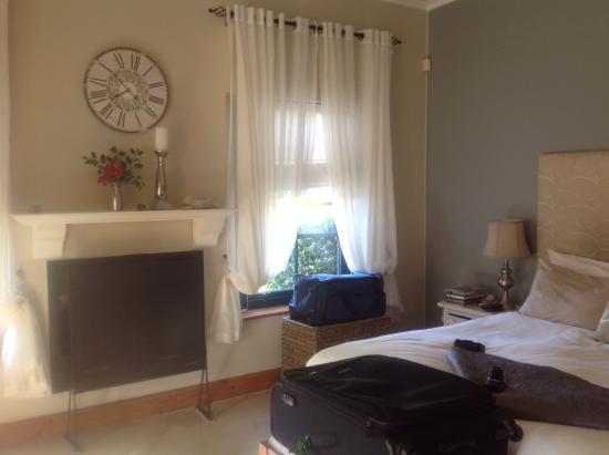 Villa Tarentaal: Suite interior