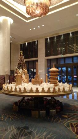 Staying in Taiyuan on Business