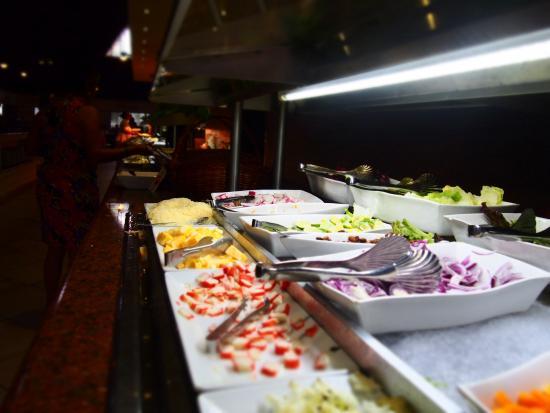 Food photo de sandos caracol eco resort playa del for Avis eco cuisine