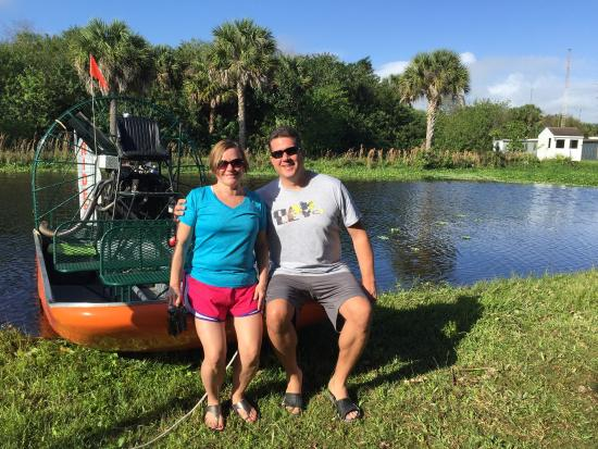 Gatorhunt Airboat Rides