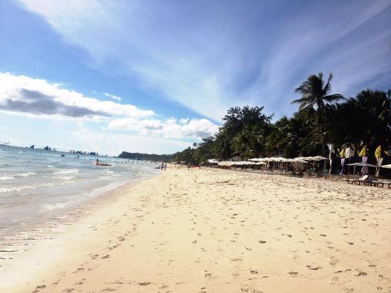 Roy's Rendezvous : пляж в 3-х минутах от отеля