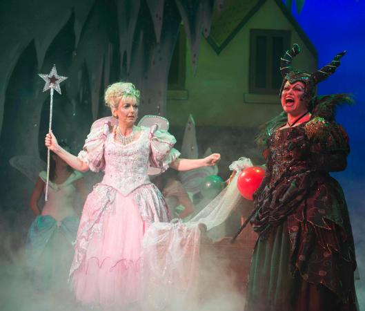 Floral Pavilion Theatre: Sleeping Beauty 2015