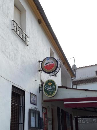Jimera de Libar, Espanha: Bar Allioli
