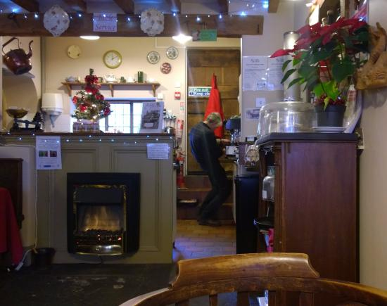 The Maltings Cafe, Clun