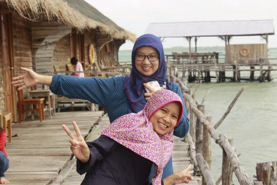 Bintan Laguna Restaurant and Resort : its fun