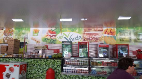 Paraiso Verde Bar E Restaurante