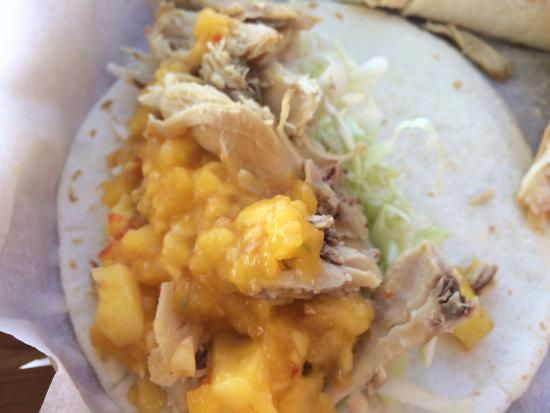 Benner, سانت توماس: tacos