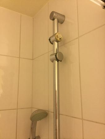 Ibis Dole Sud Choisey : Shower Handle to be repaired