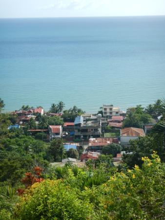 Maasin, Filippinerna: View from the top