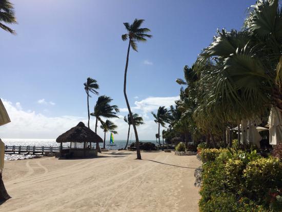 Chesapeake Beach Resort: The beach area again