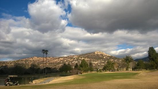 San Vicente Golf Course : Back 9