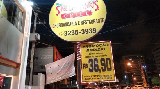 Stella Maris Grill Praia