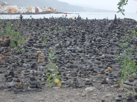 Signage picture of playa jardin puerto de la cruz - Playa jardin puerto de la cruz tenerife ...