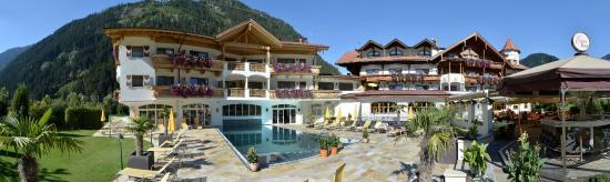 Hotel Edenlehen: Edenlehen Sommer Panorama