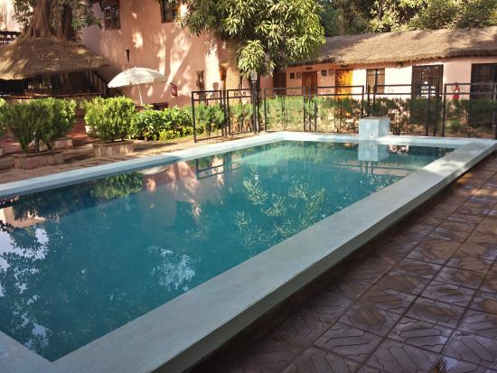 Hotel Tamana: Small but refreshing pool