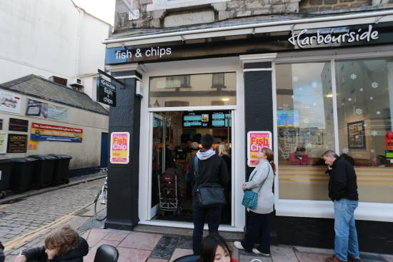 Fish And Chip Restaurant Plymouth