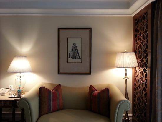 The Leela Palace Bengaluru: Room