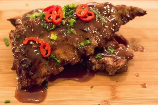 Lokaal de Pijp: Come try our Iberico pork Ribs with homemade Sweet'n'Spicy BBQ sauce!