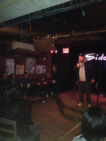 The Greatest Comedy Show of All Time at Sidewalk Cafe