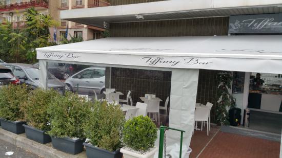 Tiffany Bar