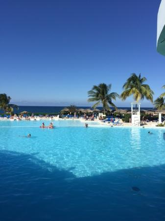 largest pool in jamaica about 4.5 feet deep