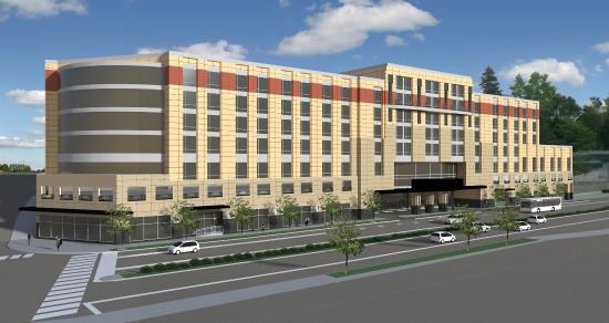 Des Moines, WA: NEW Four Points by Sheraton Seattle Airport South