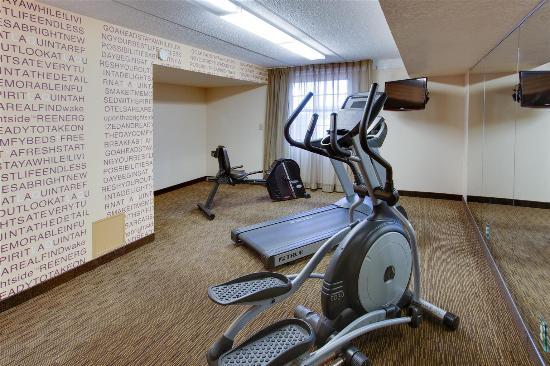 La Quinta Inn Pittsburgh Airport: fitness center