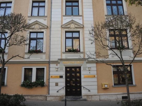 Hotel Marthahaus Halle Saale Duitsland Foto S Reviews En