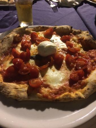 Sempre In Porto: Posto magico, pizza buonissima